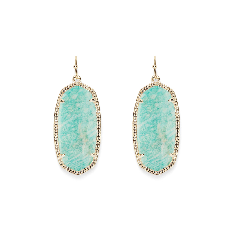 Kendra Scott Elle Earrings in Amazonite