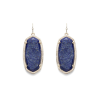 Kendra Scott Elle Earrings in Lapis
