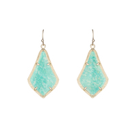 Kendra Scott Alex Earring in Amazonite