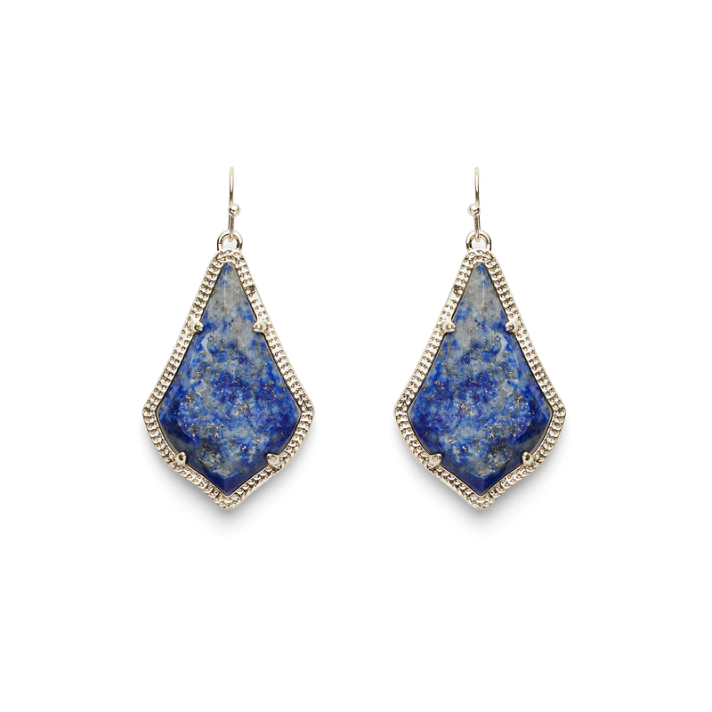 Kendra Scott Alex Earrings in Lapis