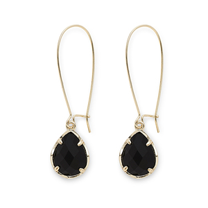 Kendra Scott Dee Earrings in Black