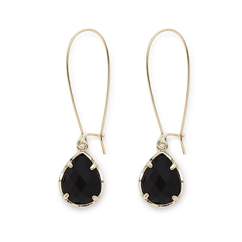 Kendra Scott Dee Earrings in Black