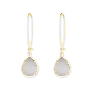Kendra Scott Dee Earrings in Slate