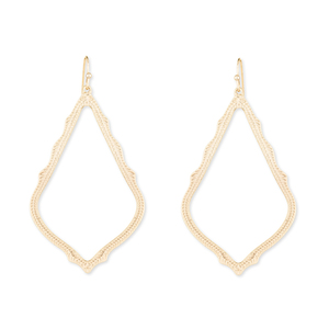Kendra Scott Sophee Drop Earrings in Gold