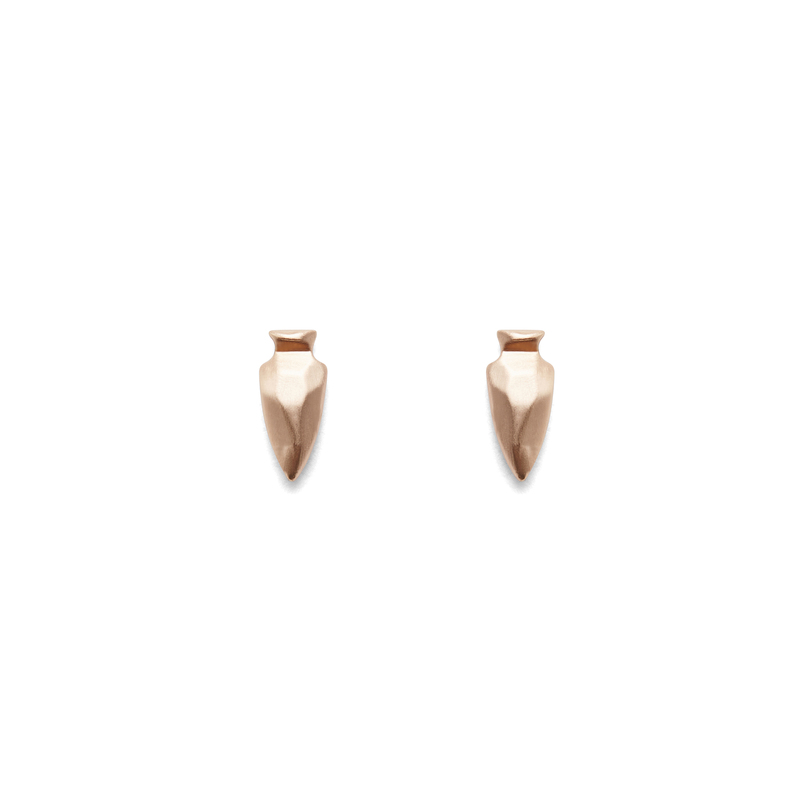 Kendra Scott Stacey Earrings in Rose Gold