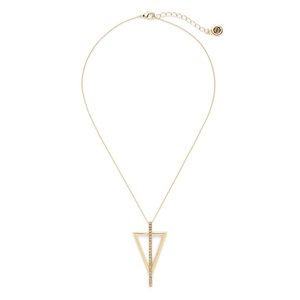 House of Harlow 1960 Eden Necklace in Gold
