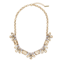 Perry Street Ciara Statement Necklace in Gold