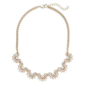 Perry Street Maddie Crystal Necklace