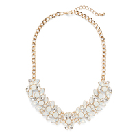Perry Street Gwenyth Necklace in White