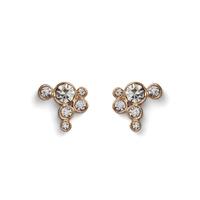 Sophie Harper Crystal Cluster Earrings