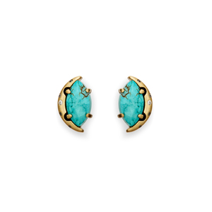 Kendra Scott Marie Earrings in Turquoise Magnesite