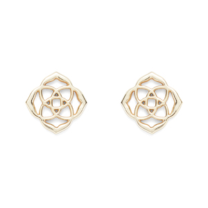 Kendra Scott Dira Studs in Gold