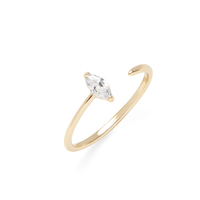 Shashi Jewel Ring in Gold