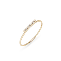 Shashi Tracy Ring in Gold