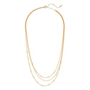 Gorjana Joplin Layered Necklace in Gold