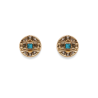 House of Harlow 1960 Maricopa Coin Stud Earring