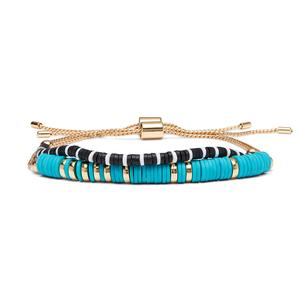 WILDE Maui Bracelets in Turquoise