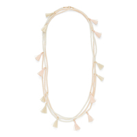 Aster Peony Necklace