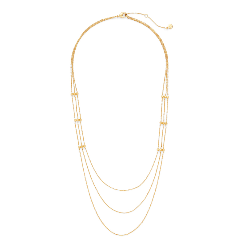 Gorjana Gold Rush Layer Necklace