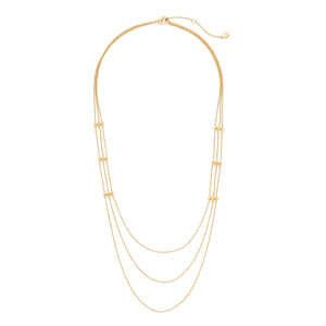 Gorjana Gold Rush Layer Necklace