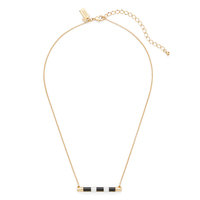 Kate Spade Building Blocks Bar Pendant in Multi
