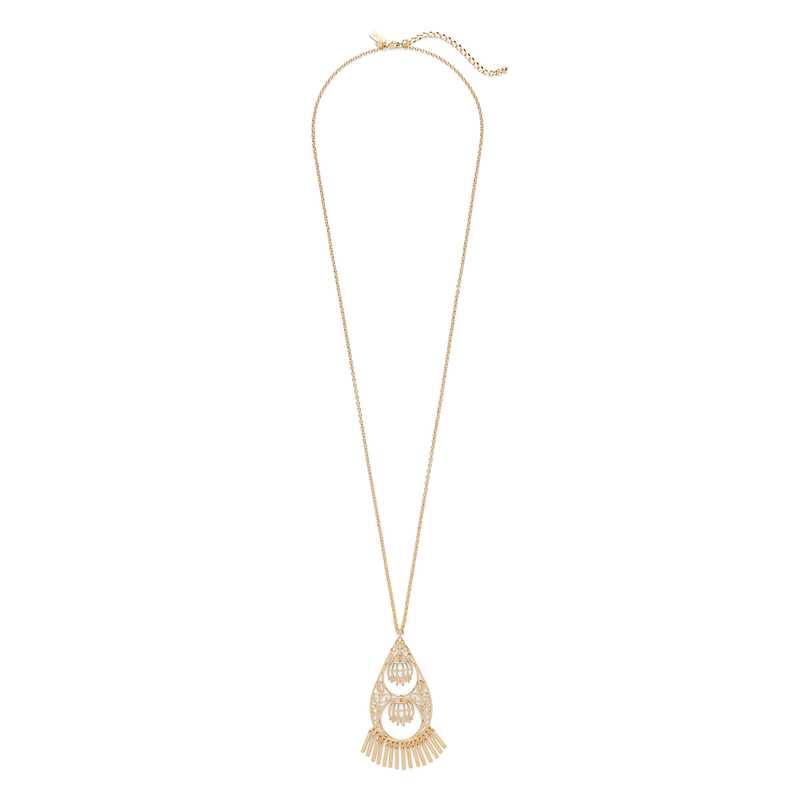 Kate Spade Golden Age Pendant Necklace