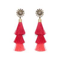 Perry Street Astera Fringe Earrings