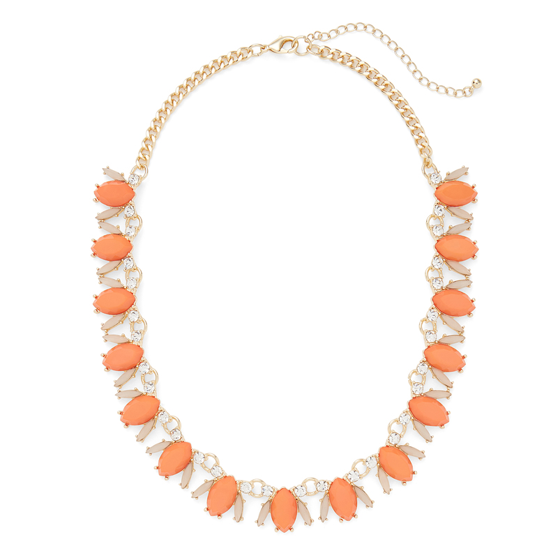 Perry Street Luciana Necklace in Gold
