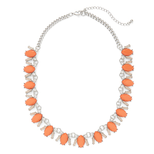 Perry Street Luciana Necklace in Silver