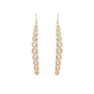Rudiment Fillmore Earrings in Gold