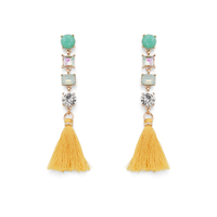 WILDE Kolkata Drop Earrings