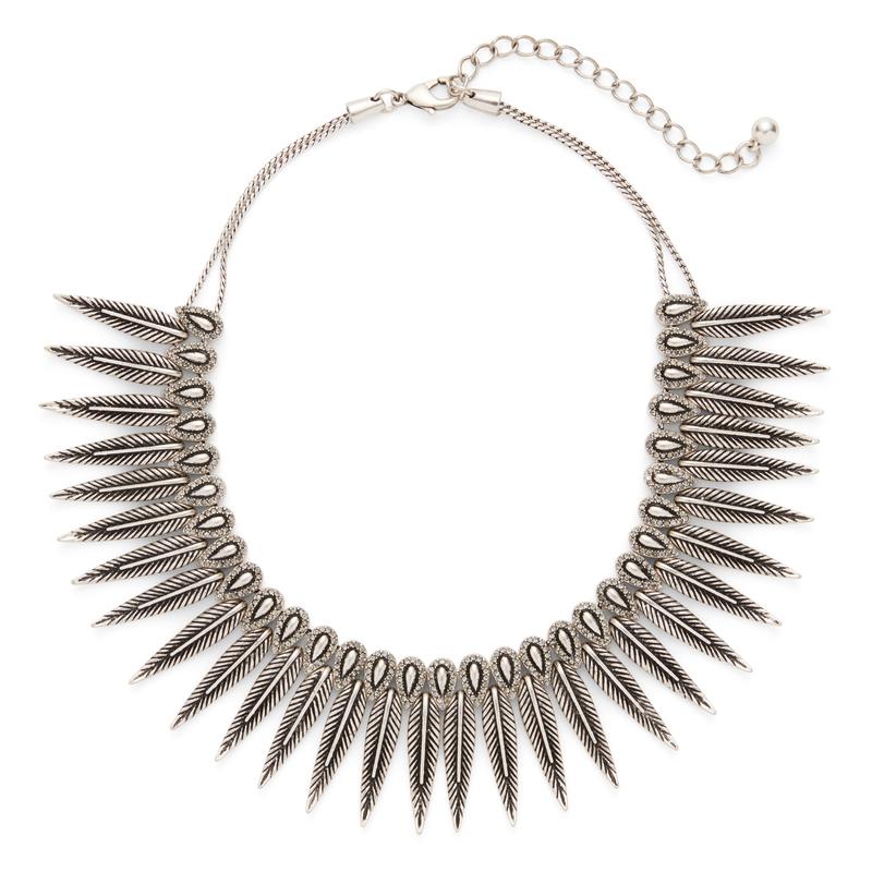 WILDE Argos Necklace in Silver