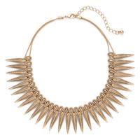 WILDE Argos Necklace in Gold