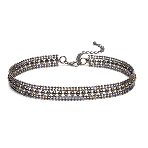 SLATE Sawyer Choker in Gunmetal