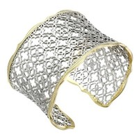 Kendra Scott Candice Cuff in Gold and Silver