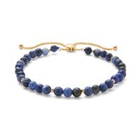 Aster Fleur Bracelet in Sodalite
