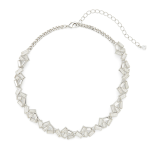Perry Street Lexi Choker in Silver
