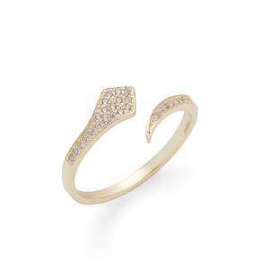 Rudiment Lombard Ring