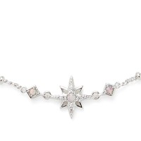 Rudiment Little Star Necklace in Silver