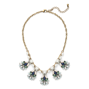 Perry Street Bree Statement Necklace in Gold
