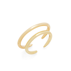 Rudiment Marin Ring and Midi Ring Set