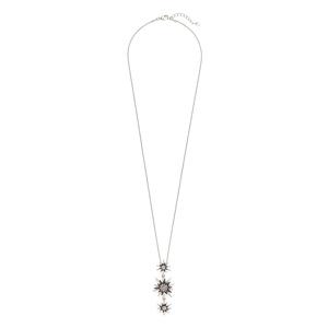 Aster Linnea Pendant in Silver