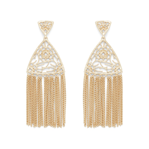 Kendra Scott Ana Earrings in Gold