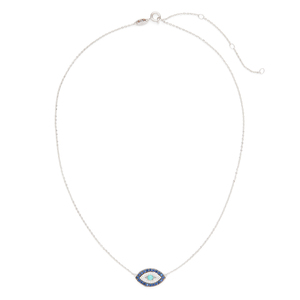 Rudiment Valencia Necklace in Silver