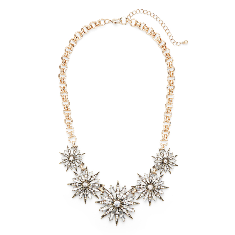 Perry Street Vega Statement Necklace