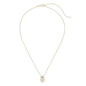 Rudiment Ashbury Necklace in Gold