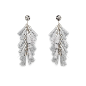 WILDE Milan Earrings in Silver