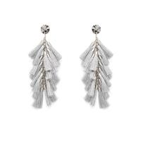 WILDE Milan Earrings in Silver