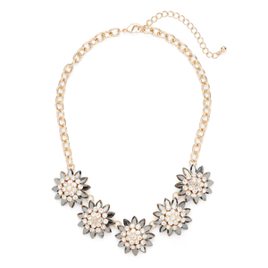 Perry Street Elenora Necklace in Gold
