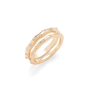 Aster Jonquil Ring Set